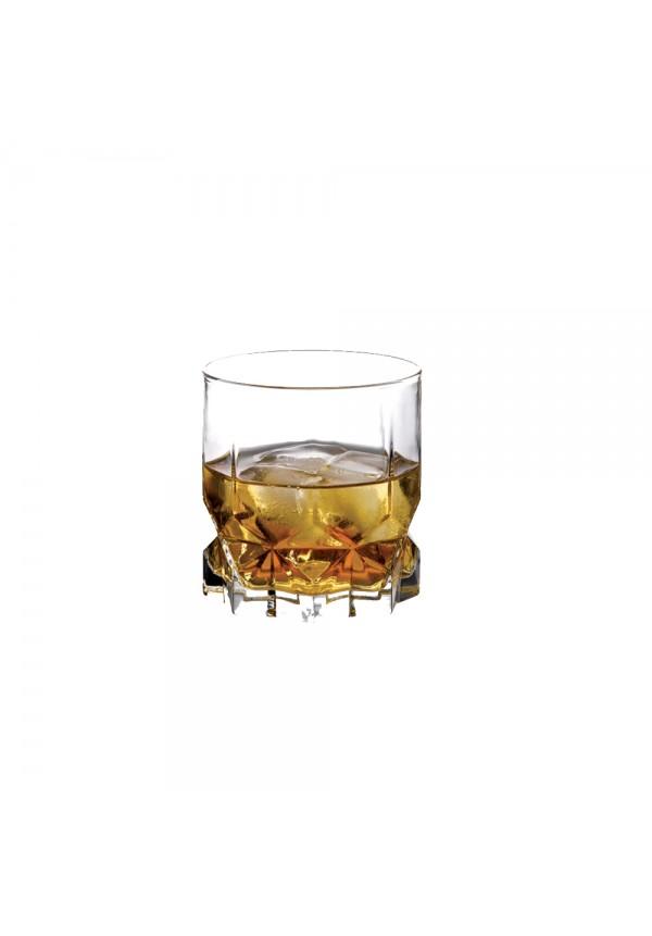 Future Whisky Glass, 325 ml, 6 pcs Set