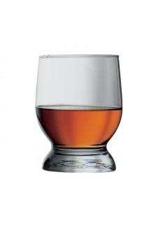 Aquatic 310 ml Whisky Glass - 6 Pcs