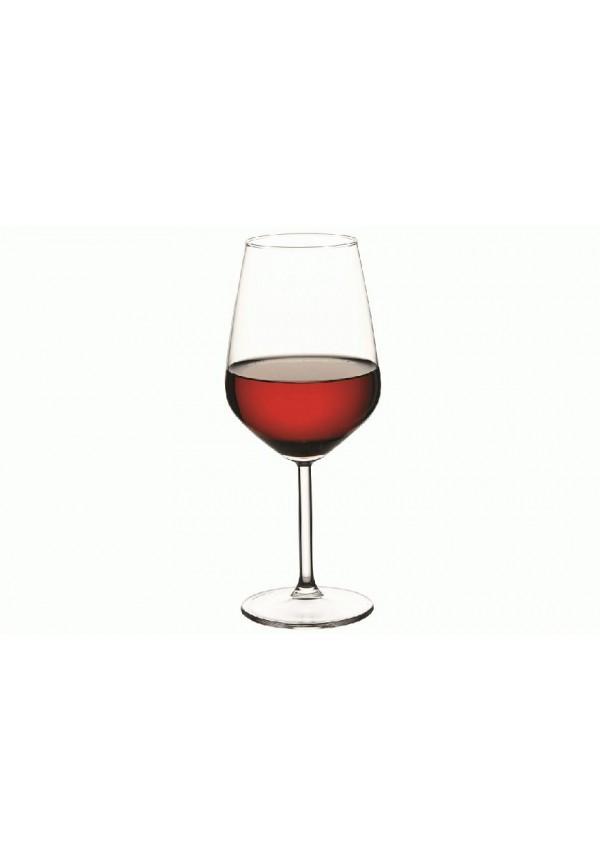 Allegra Red Wine Glass 490 ml - 6 Pcs