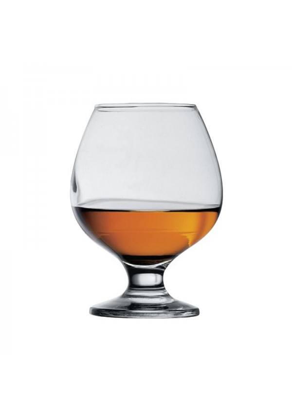 Bistro Stem Glass 385 ml, 6 pcs