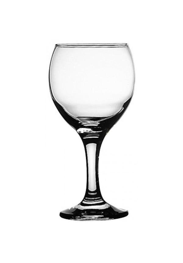 Bistro Water Stem Glass 290 ml - 6 Pcs