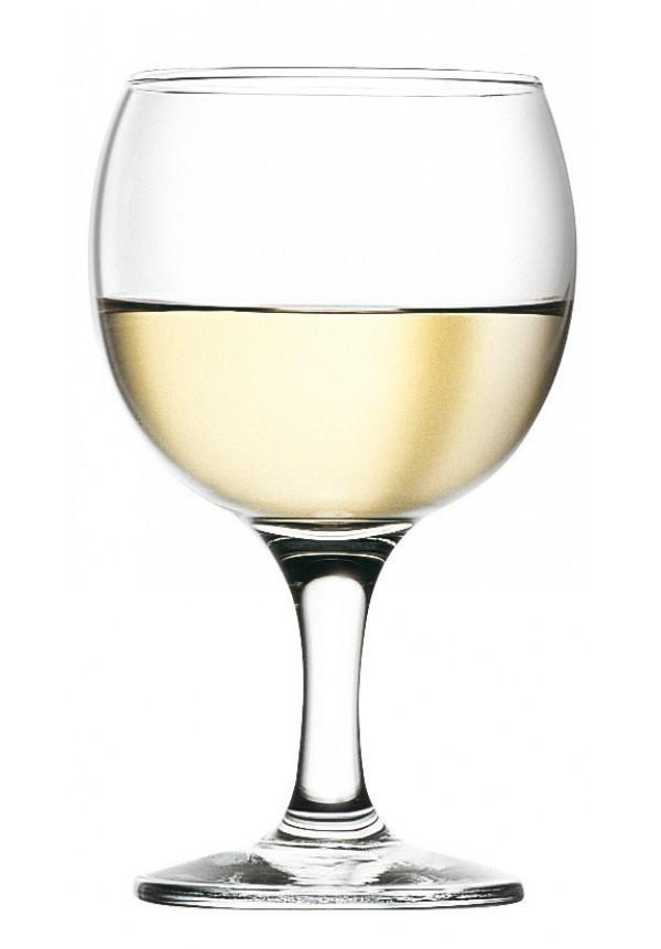 Bistro White Wine Glass 175 ml - 6 Pcs
