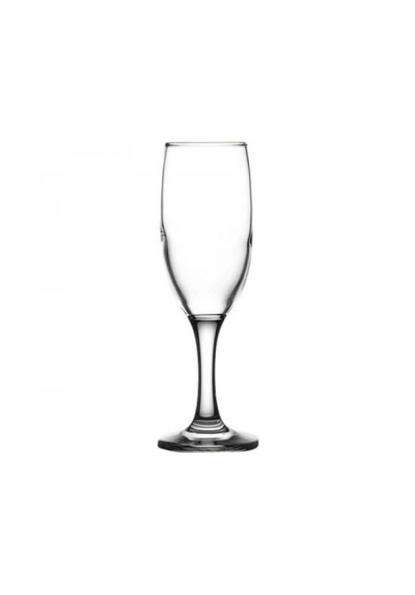 Bistro Champagne Flute 190 ml - 6 Pcs