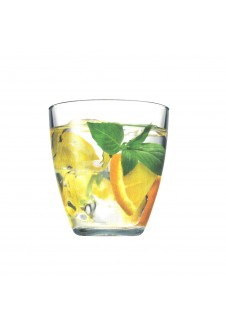 Aqua 285 ml Water Glass - 6 Pcs