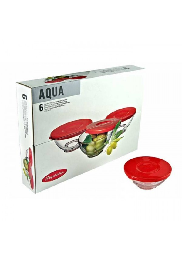 Aqua Bowl 160 ml, 6 pcs