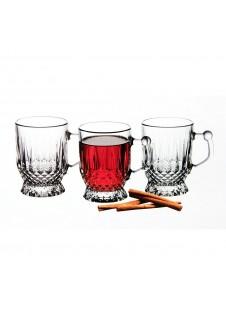 Istanbul Tea Mug 6 Pcs Set, 165 ml