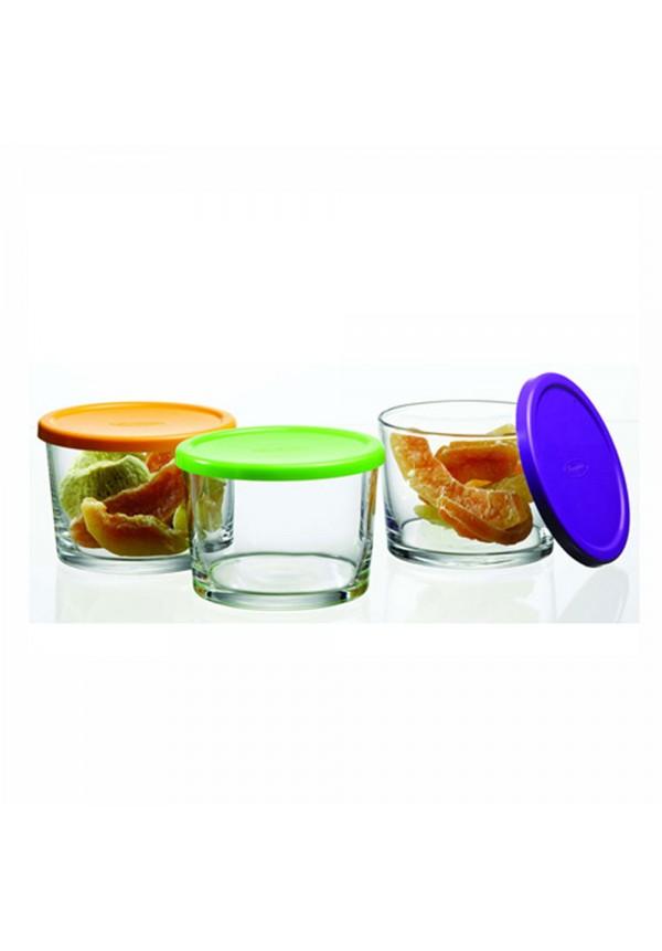 Bistro Jar Set 3 Pcs Set