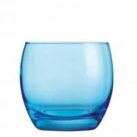 Salto Color Studio Blue O/F Tumbler ,  32 cl , 6 pcs