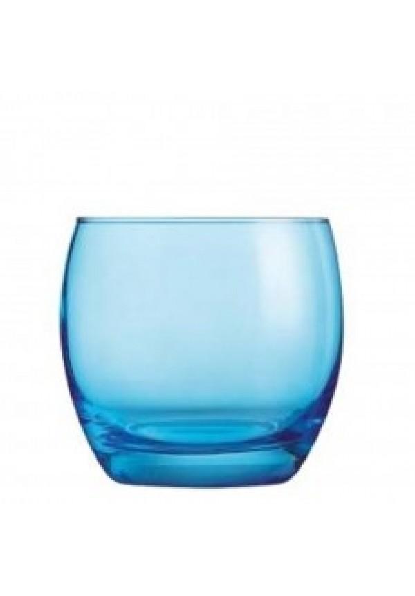 Salto Color Studio Blue O/F Tumbler ,  32 cl , 6 pcs