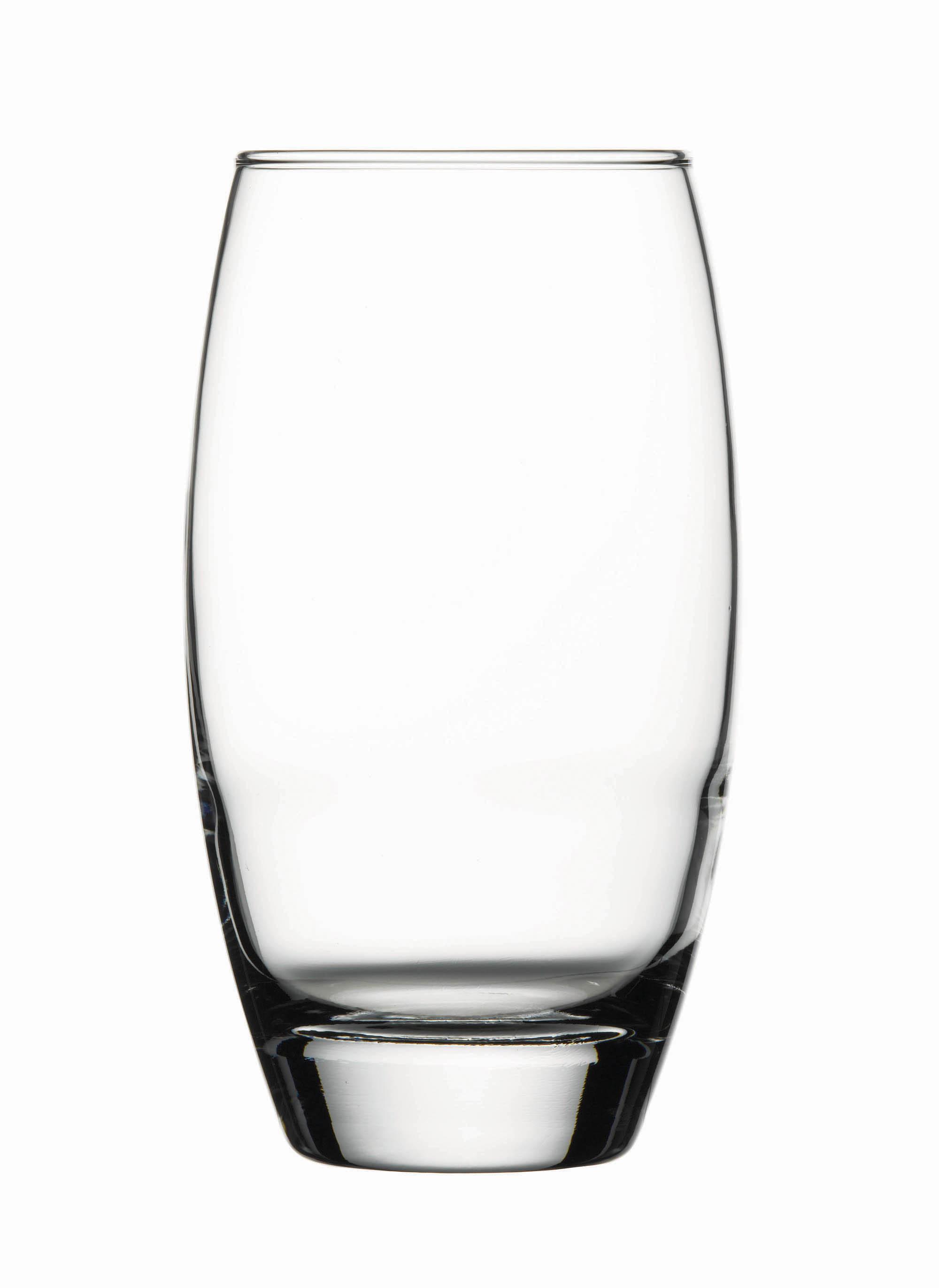 Barrel Long Glass 500 ml - 6 Pcs