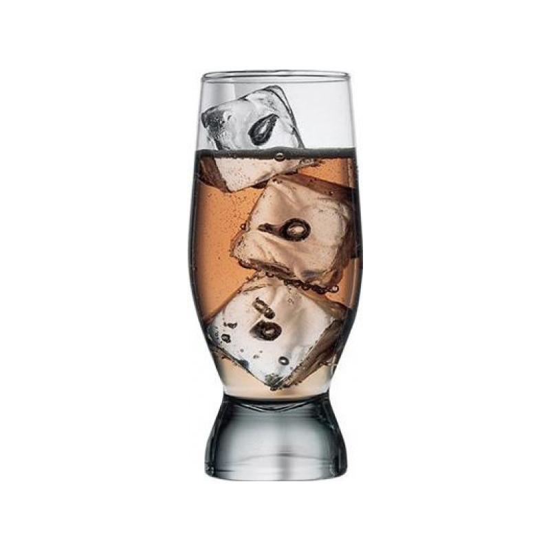 Aquatic 265 ml Long Glass - 6 Pcs