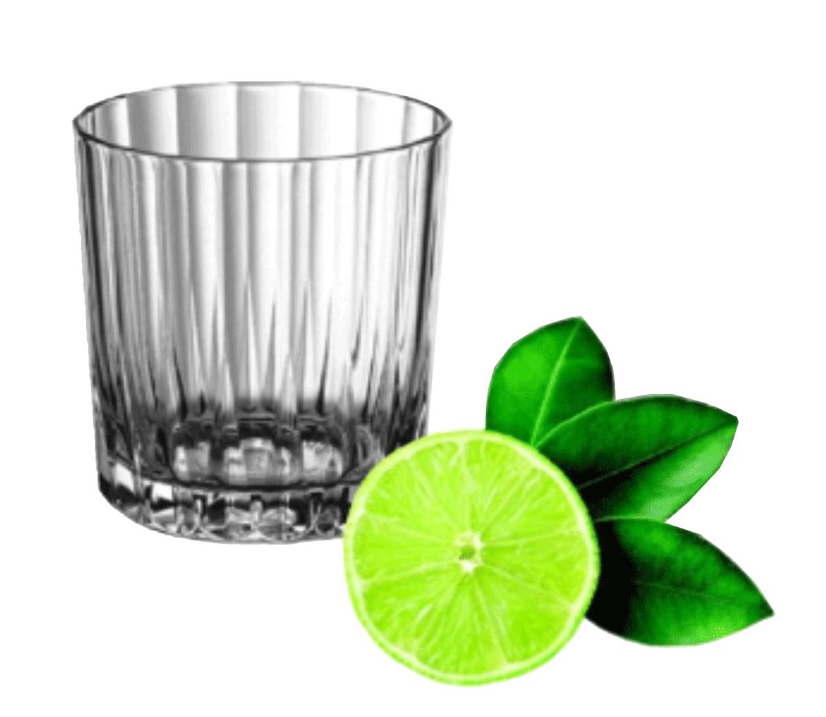 Antalaya Water Glass  220 ml - 6 Pcs